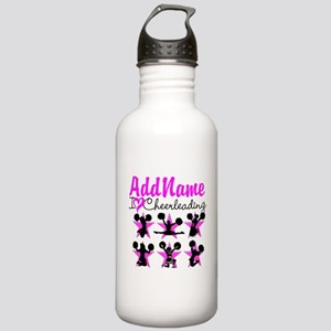 CHEERLEADER 4EVER Stainless Water Bottle 1.0L