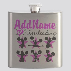 CHEERLEADER 4EVER Flask