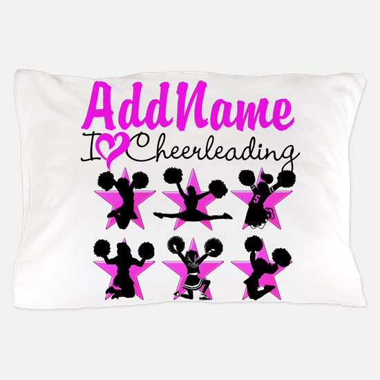 CHEERLEADER 4EVER Pillow Case