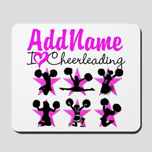 CHEERLEADER 4EVER Mousepad