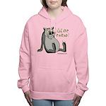 schas spoyu Women's Hooded Sweatshirt