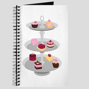 Tiered Dessert Trays Journal