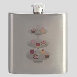 Tiered Dessert Trays Flask