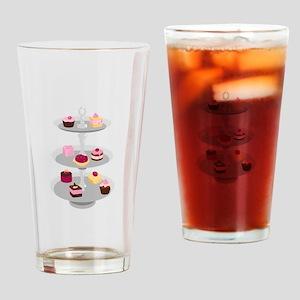 Tiered Dessert Trays Drinking Glass