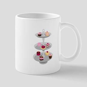 Tiered Dessert Trays Mugs