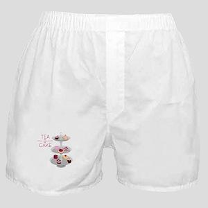 Tea & Cake Boxer Shorts