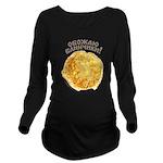 obozhayu blinchiki Long Sleeve Maternity T-Shirt
