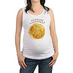 obozhayu blinchiki Maternity Tank Top