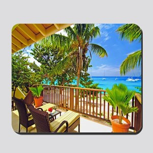 Tropical Delight Mousepad