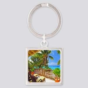 Tropical Delight Keychains