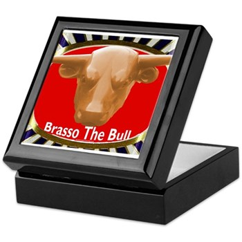 Brasso Keepsake Box