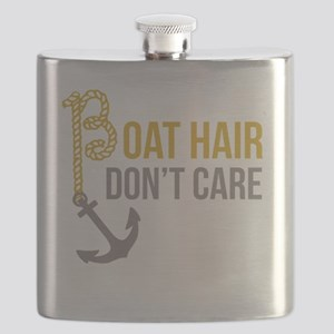 Boat Hair Flask
