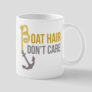 Boat Hair Mug