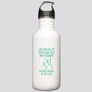 You Are Be-Au-Ti-Ful Stainless Water Bottle 1.0L
