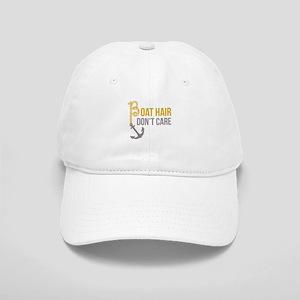 Boat Hair Baseball Cap
