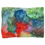Breach of Containment Abstract Pillow Sham