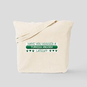Hugged Angora Tote Bag