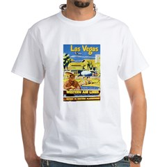 Las Vegas #2 White T-Shirt