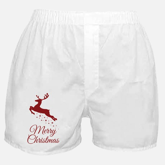 Cute Deer Boxer Shorts