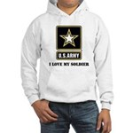 Personalize Army Hoodie