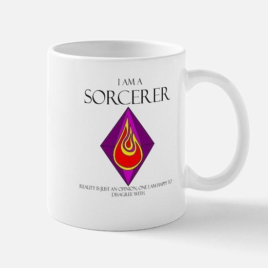 I am a Sorcerer Mugs