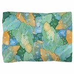 Early Frost Watercolor Pillow Sham