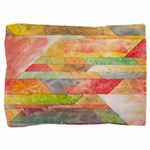 Crystal Colors Abstract Pillow Sham