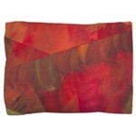 Autumn Fury Abstract Pillow Sham
