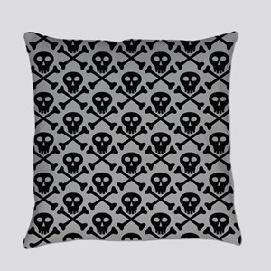Halloween Pirate Skull and Crossbones Master Pillo