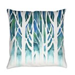 Winter Silhouette Master Pillow