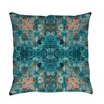Subaqueous Kaleidoscope Master Pillow