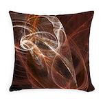 Radiant Heat Fractal Master Pillow