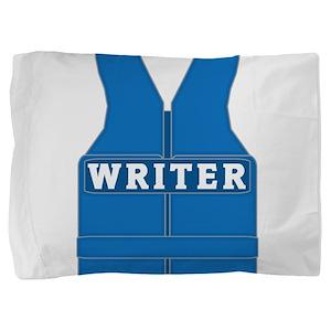Richard Castle WRITER Pillow Sham