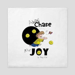 Chase Joy Queen Duvet