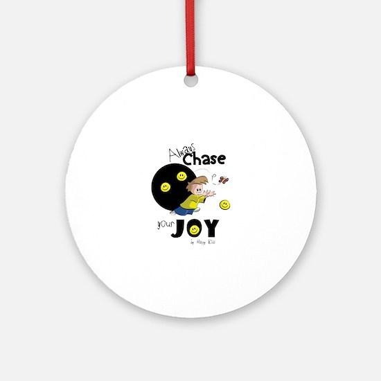 Chase Joy Ornament (Round)