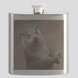 Sweet young Otter Flask