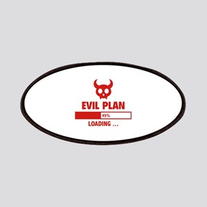 Evil Plan Loading Patches