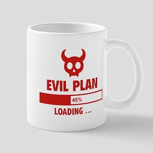 Evil Plan Loading Mug