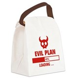 Geek Canvas Lunch Bag