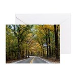 Morning Sun Rd 113 Greeting Cards (Pk of 10)