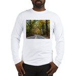 Morning Sun Road 113 Long Sleeve T-Shirt