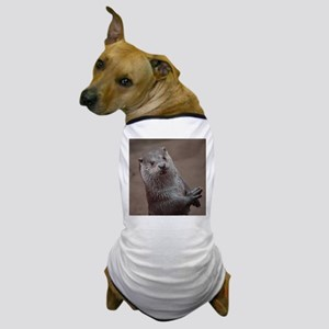 Sweet young Otter Dog T-Shirt