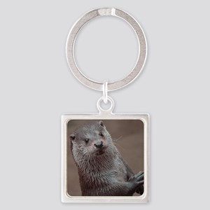 Sweet young Otter Keychains