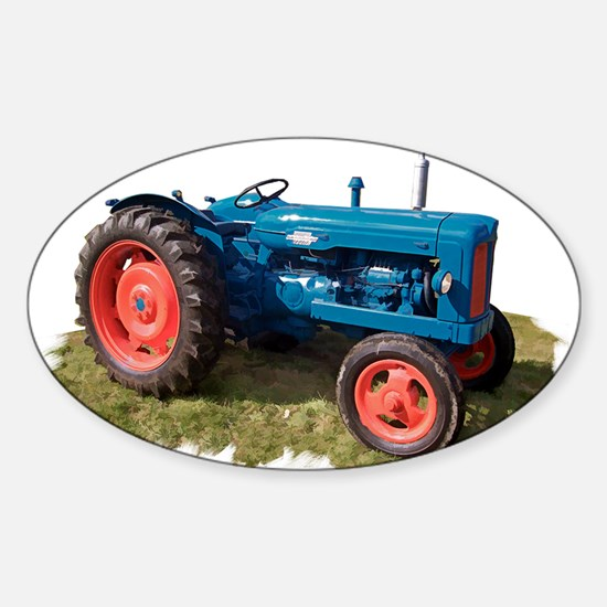 Fordson Vintage Tractor Decal