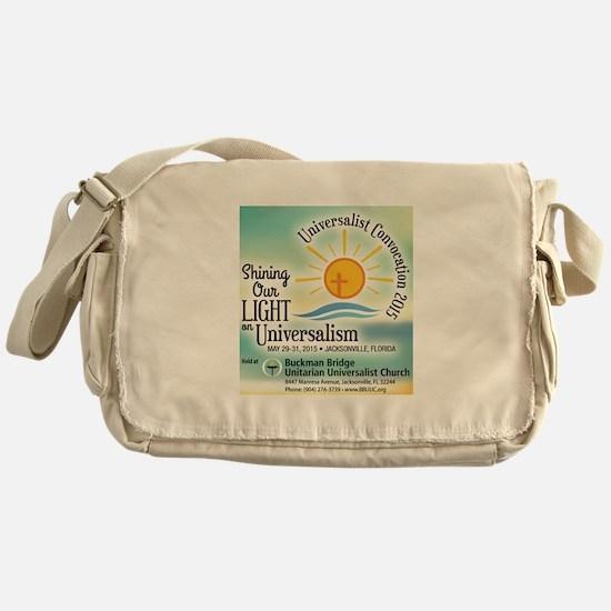 Shining Our Light Messenger Bag