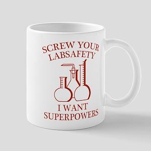 I Want Superpowers Mug