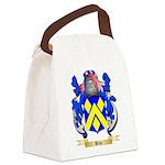 Hide Canvas Lunch Bag