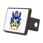 Hide Rectangular Hitch Cover