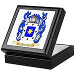 Hidalgo Keepsake Box