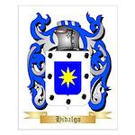 Hidalgo Small Poster